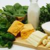 较老的骨骼受益于乳制品和维生素D.