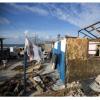 由于援助流到偏远的海地 健康状况恶化