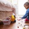 研究发现 某些病毒可以在儿童玩具上存活数小时并引起感染