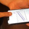 新的智能手机应用程序可准确测量指尖的血压
