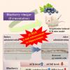 最新研究表明 蓝莓醋可改善失忆小鼠的记忆力