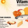 研究发现维生素D可改善肠道菌群