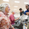 高强度的有氧运动可增强老年人的记忆力