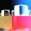 捕光纳米立方体驱动廉价的多光谱相机