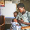 抗逆转录病毒药物对母乳喂养的母亲 婴儿的风险较低
