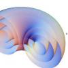 研究揭示了旋转的玻色恒星的新非线性动力学