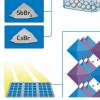 化学家开发出一种生产太阳能电池板新材料的方法