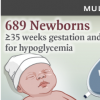 与新生儿低血糖相比传统治疗阈值更低