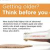 含糖饮料是试图保持正常胆固醇水平的成年人的酸味选择