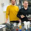 新的3D打印方法可以在重要的医学同位素后面转换材料