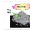 能够缓慢释放硫化氢和一氧化氮的固体材料的开发