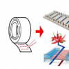 研究人员使用普通胶带制作可以加速药物研发的芯片