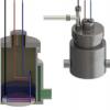 外部电场在水中大量生成亚稳态块状纳米气泡