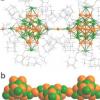 基于金属团簇聚合物制造功能材料的技术