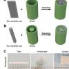 纳米纤维膜转变成3D支架