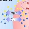 铜离子释放镁在下一代电池中的潜力
