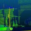 Velodyne旋转激光阵列传感器 可同时测量多达128条激光线