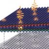 识别出扭曲材料中的颗粒和量子指纹