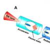 两级激光等离子加速器发出的极亮的千兆电子伏伽玛射线