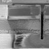 利用光湍流从小型环形激光器产生频率梳
