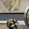 开发用于人工光合作用的高性能大面积电极系统