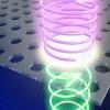 研究人员开发出光子晶体光转换器