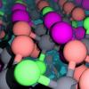 操纵卤化铬中的非磁性原子可调节磁性