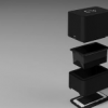 受乐高启发的微型3D打印砖块 旨在修复骨折的骨头