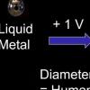 在室温下控制液态金属流