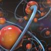 直接观察长链聚合物熔体的解吸
