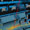 大型强子对撞机由光创造物质