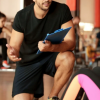 随着健身文化潮流的席卷 国人对健身内容有了更深层次的认知