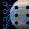 AI曾经用来展示氢如何变成巨型行星中的金属