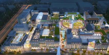 重庆最大的文旅提升项目 T23时装小镇全面启动