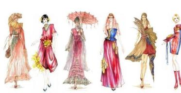 2020年河北省服装设计大赛旨在吸引省内优秀服装品牌与设计师