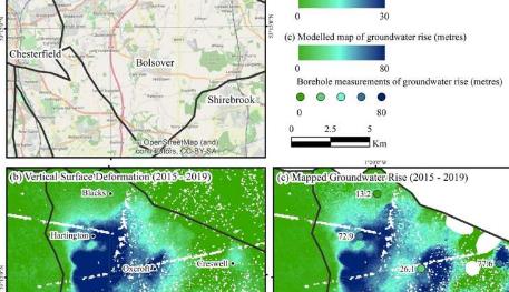 新工具可预测旧煤田的地质运动和地下水流量