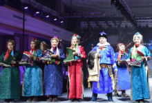 蒙古族服装服饰设计大赛在通辽碧桂园凤凰园酒店开赛