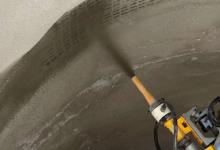 可持续的喷射混凝土混合设计 使用寿命更长
