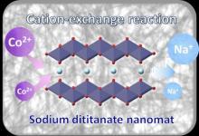 科学家创造了一种由纳米纤维制成的海藻状钛酸钠垫