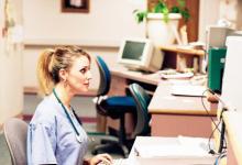 惠普推出了用于医院的新型杀菌计算机