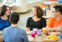 研究发现与非学生相比大学生对食物的保障更少