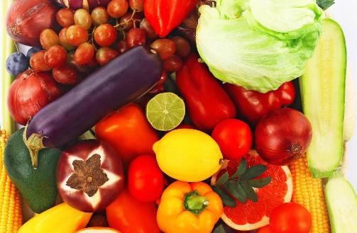 科学证实饮食蔬菜与全谷类食品对身心都有益