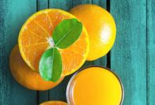 香蕉皮中的果胶可以稳定并保存橙汁