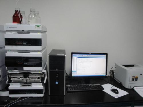 流量计能够连续测量流速而不会干扰液相色谱系统