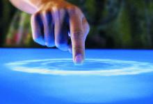 指纹的水分调节机制可增强人的触感