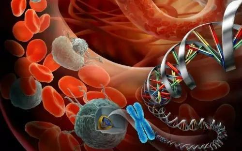 肿瘤DNA指示DLBCL患者移植后复发的风险