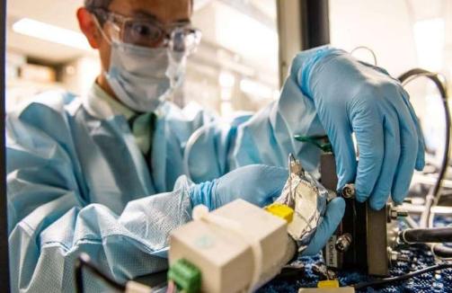材料科学家为燃料电池创造出更强的钴