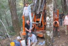 森林破裂的基岩被忽视了天然二氧化碳的来源