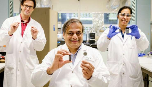 科学家发明了磁场激活的胶水