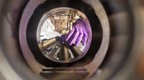 新实验可更好地理解基本的光致X射线过程